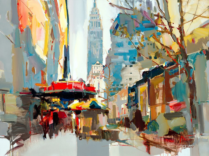 Josef Kote _ paintings _ Armenia_ USA (27) (700x523, 508Kb)