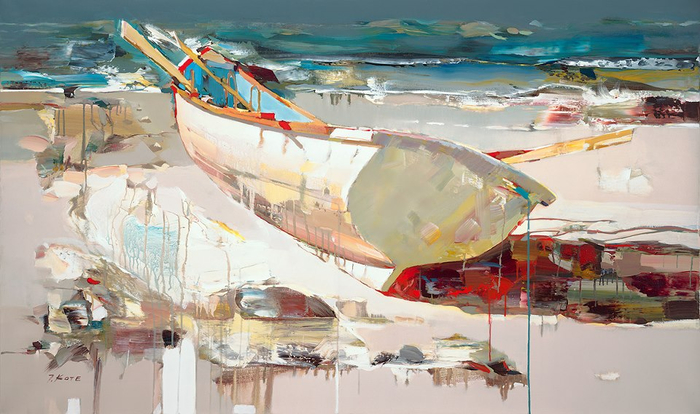 Josef Kote _ paintings _ Armenia_ USA (25) (700x414, 340Kb)