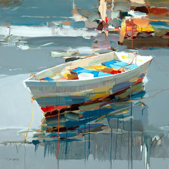 Josef Kote _ paintings _ Armenia_ USA (32) (700x696, 508Kb)