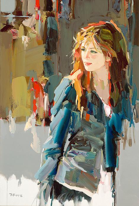 Josef Kote _ paintings _ Armenia_ USA (6) (470x700, 483Kb)