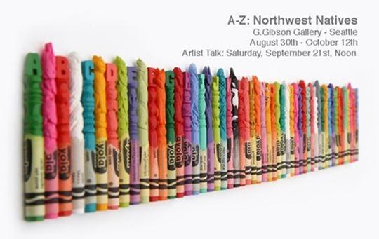 Дем Чау. Скульптуры, вырезанные на кончике карандаша. Фотографии