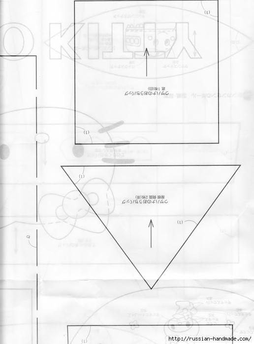 вязание крючком. амигурами. журнал со схемами (93) (516x700, 130Kb)