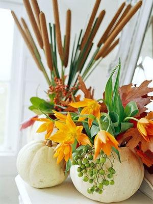 Осенняя флористика. Красивые идеи для украшения интерьера (3) (300x400, 89Kb)