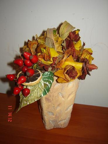 Осенняя флористика. Красивые идеи для украшения интерьера (20) (369x492, 94Kb)