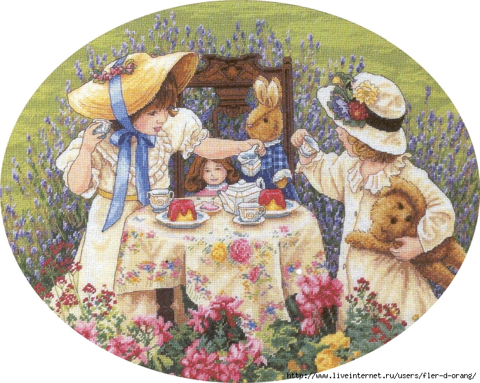 Stitchart- Afternoon-tea0 (700x559, 420Kb)