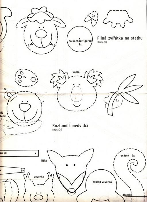 поделки из бумаги журнал (26) (511x700, 193Kb)