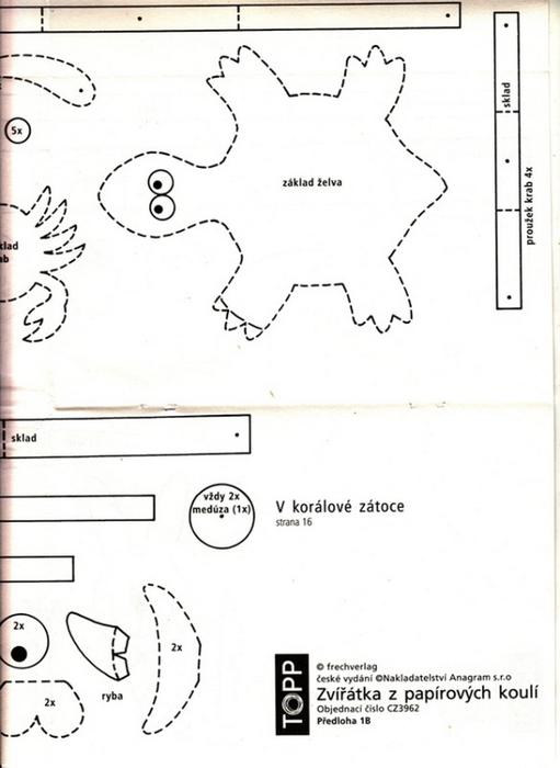 поделки из бумаги журнал (33) (511x700, 145Kb)