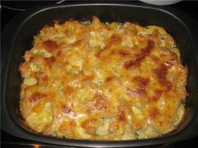 Что приготовить с куриным филе в духовке рецепт