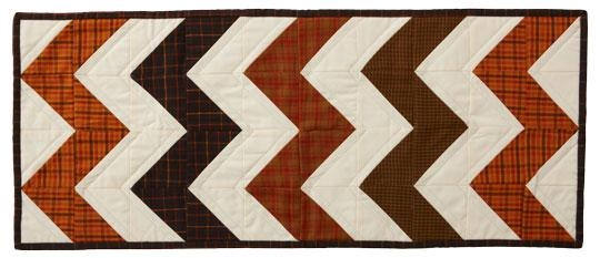 Салфетка в технике пэчворк и текстильные тыковки к Хеллоуину (1) (540x233, 75Kb)