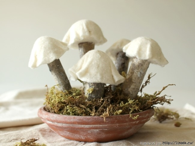 Felt--White-Birch-Mushrooms-via-home[8] (650x487, 133Kb)