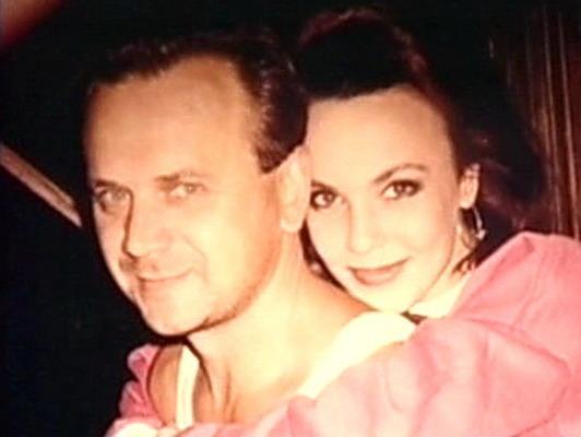 Татьяна Снежина с мужем (532x400, 40Kb)