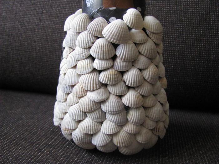 топиарий и елочка из ракушек. мастер-классы (8) (700x525, 246Kb)