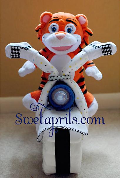 motocicleta de pañales para el recién nacido.  clase (26) (408x605, 446Kb)