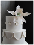 Превью elegant_chevron_cake_4 (528x700, 148Kb)