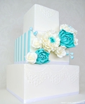 Превью teal_white_wedding_2 (546x672, 119Kb)