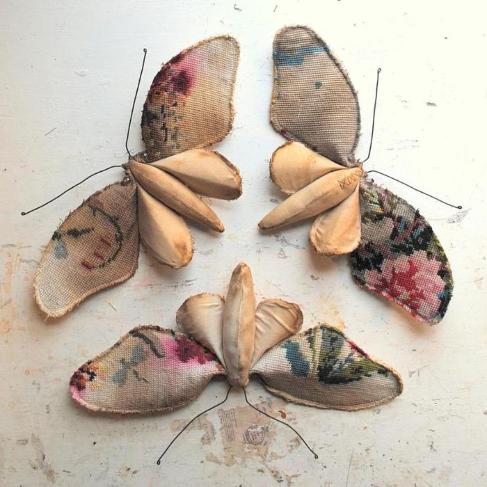 Коллекцию бабочек и моли сшить не хотите А мистер Финч шьет) (10) (700x700, 352Kb)