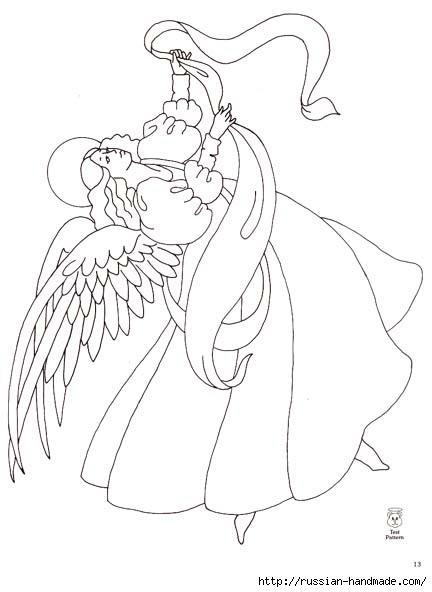трафареты ангелов (30) (432x592, 88Kb)