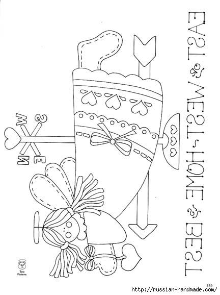трафареты ангелов (76) (432x578, 97Kb)