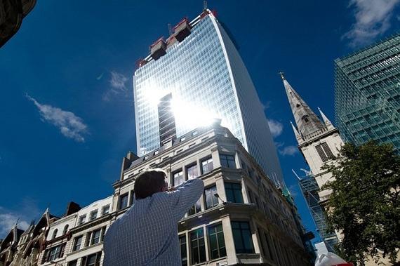 лондонский небоскреб Walkie Talkie 1 (570x379, 174Kb)