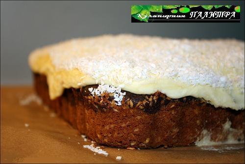 Кокосово-творожный шоколадный пирог УТРЕННЯЯ РОСА (2) (500x334, 98Kb)