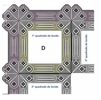 Нарядная скатерть. Ткань плюс крючок (6) (357x353, 117Kb)