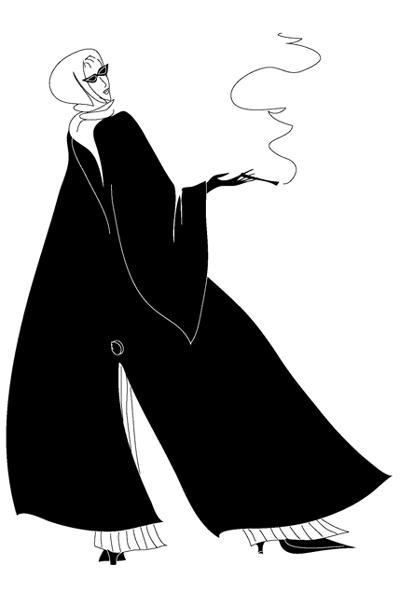 Деловая женщина (400x600, 50Kb)