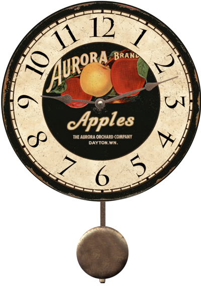 apples-wall-clock (400x568, 307Kb)