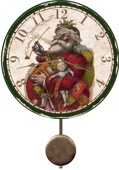 christmas-clock (400x568, 356Kb)