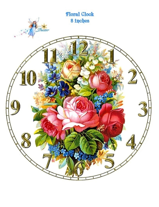Floral_Clock-Duster (540x700, 207Kb)