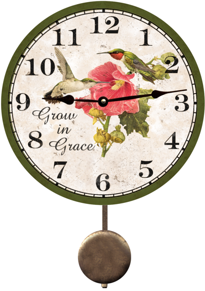 hummingbird-clock (400x568, 316Kb)