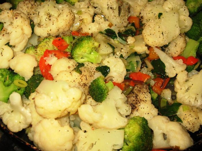 Цветная капуста и брокколи как приготовить