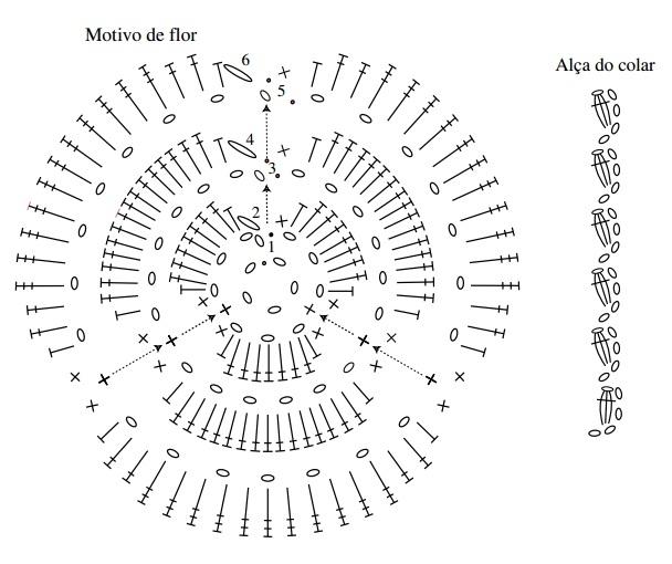 Вязание крючком. Украшения своими руками (3) (608x510, 136Kb)