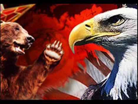 Image result for русский медведь против американского орла