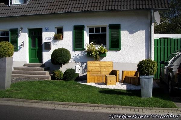Урденбах, бабье лето в Дюссельдорфе - фоторепортаж