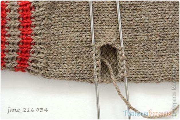 Журнал осинка вязание спицами