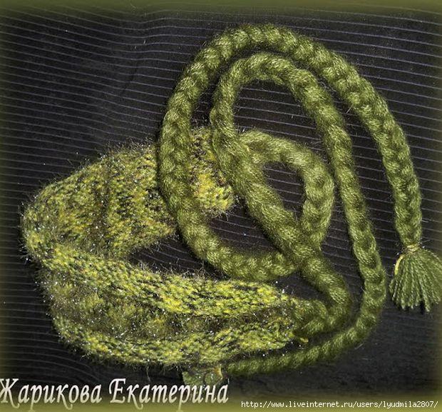 """针织:""""凯瑟琳针织头带"""" - maomao - 我随心动"""