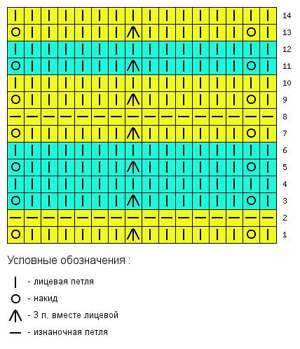 uzor-missoni-shema-krug (428x497, 8Kb)