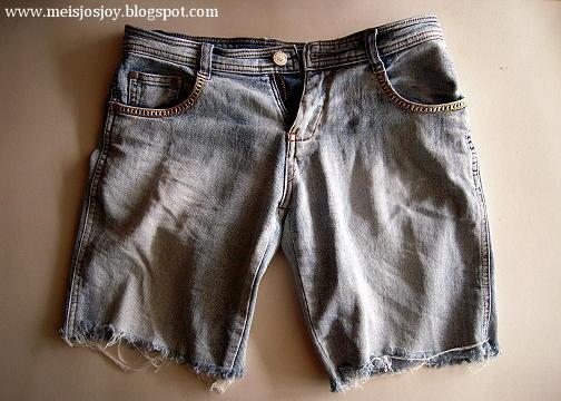 Если джинсы не застегиваются на талии. Переделка (5) (504x360, 153Kb)