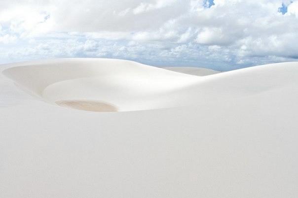 белые песок Ленсойc-Мараньенсес бразилия фото 3 (604x402, 39Kb)