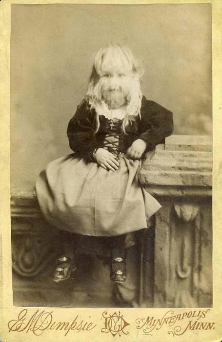 портреты волосатых людей (455x700, 191Kb)