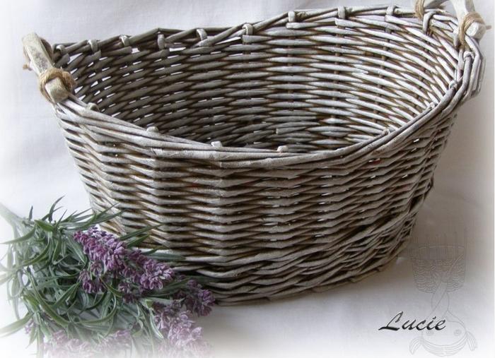 Плетение из газет. Мастер-класс по плетению верха корзинки (18) (700x507, 279Kb)
