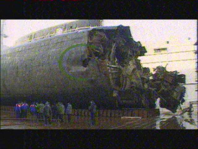фото внутри подводной лодки курск до аварии