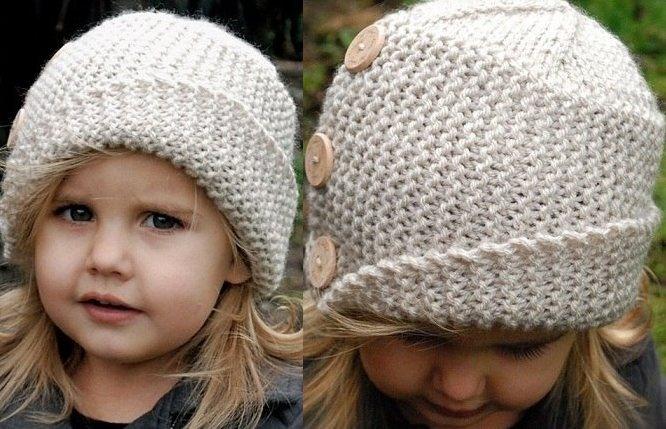 Как вязать такую шляпку: