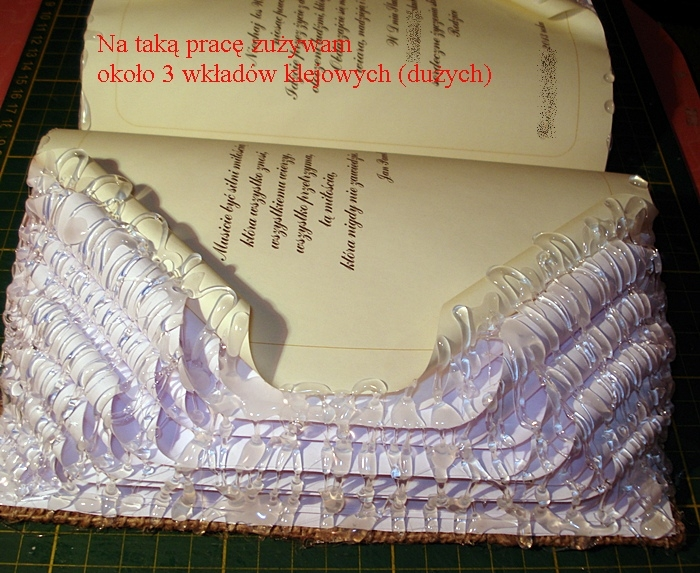 Cómo hacer un libro de decoración para un regalo.  Master Class (14) (700x573, 331Kb)