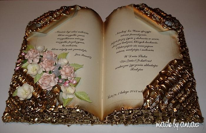 Открытки из старых книг