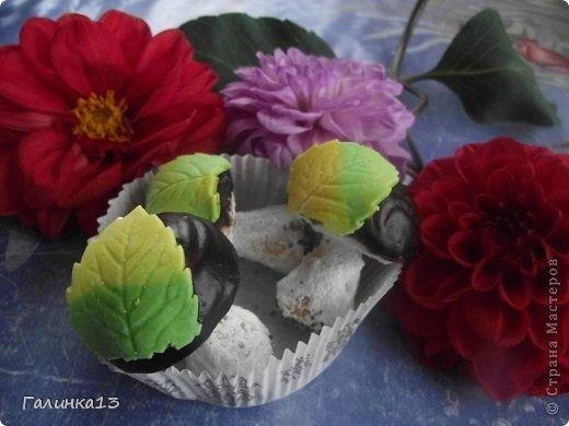 Сладкие шоколадные грибочки. Рецепт (20) (520x390, 99Kb)