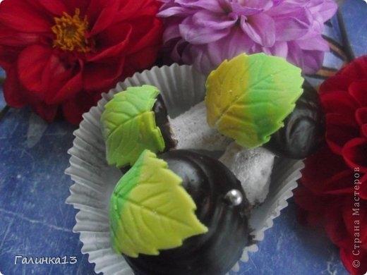 Сладкие шоколадные грибочки. Рецепт (22) (520x390, 99Kb)