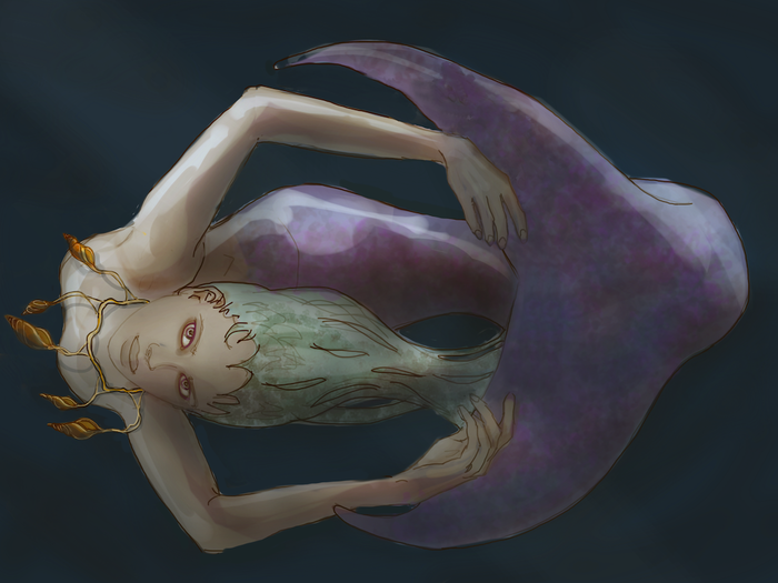 mermaid_tail_twirl_on_the_ipad_by_the0phrastus-d3n5v11 (700x525, 363Kb)
