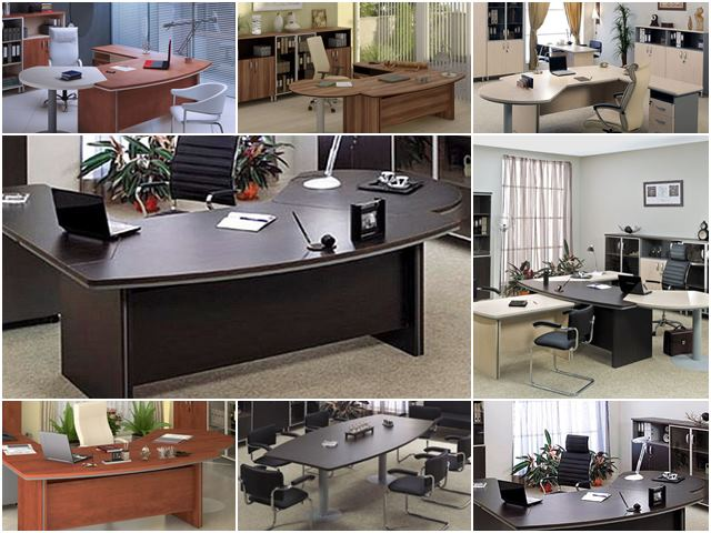 Офис 812. Офисная мебель