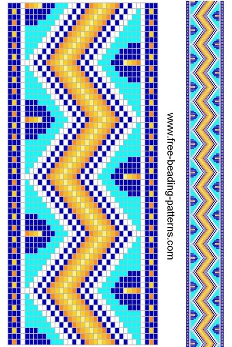 Схемы для плетения браслетов